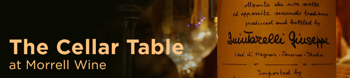 The Cellar Table